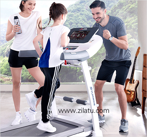 跑步机的正确使用方法,让你健康科学的跑步!