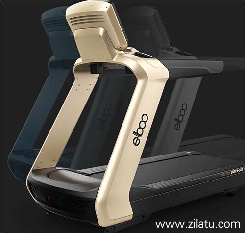 德国益步万元跑步机买哪个好?益步EB-S30超静音6.0HP商用马达跑步机推荐!